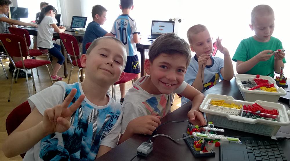Najlepsze zajęcia dla dzieci w Krakowie- Kraina Twórczości