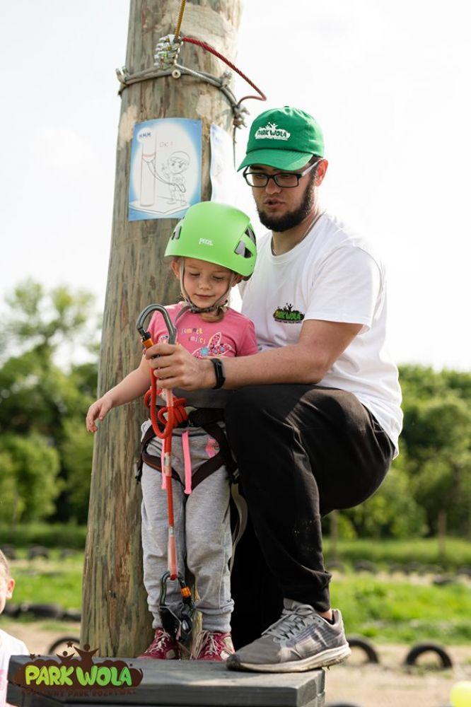 Urodziny dla dzieci w Parku Wola - Rodzinnym Parku Rozrywki