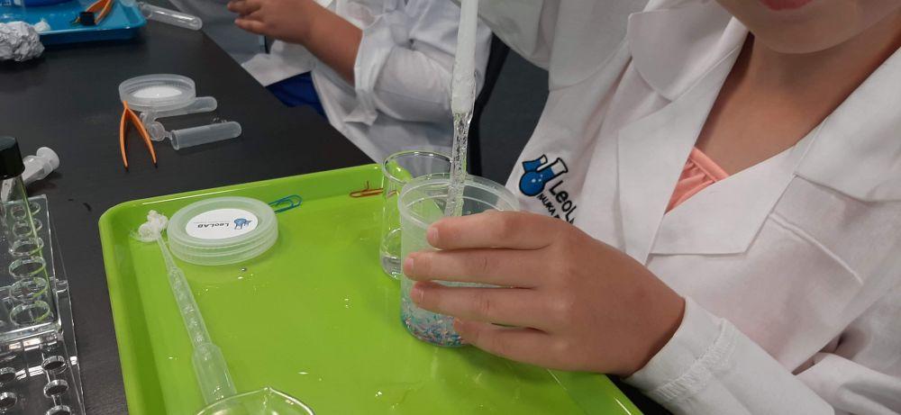 Urodziny pełne eksperymentów z LeoLab