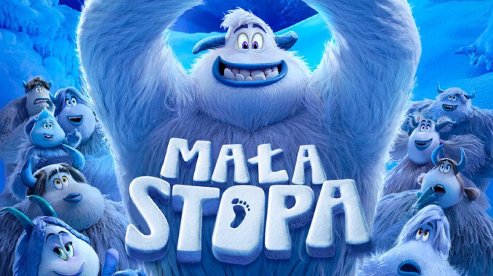 Mała Stopa- film animowany dla dzieci(recenzja)
