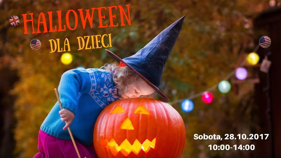 Halloweenowe szaleństwo dla dzieci w Krakowie