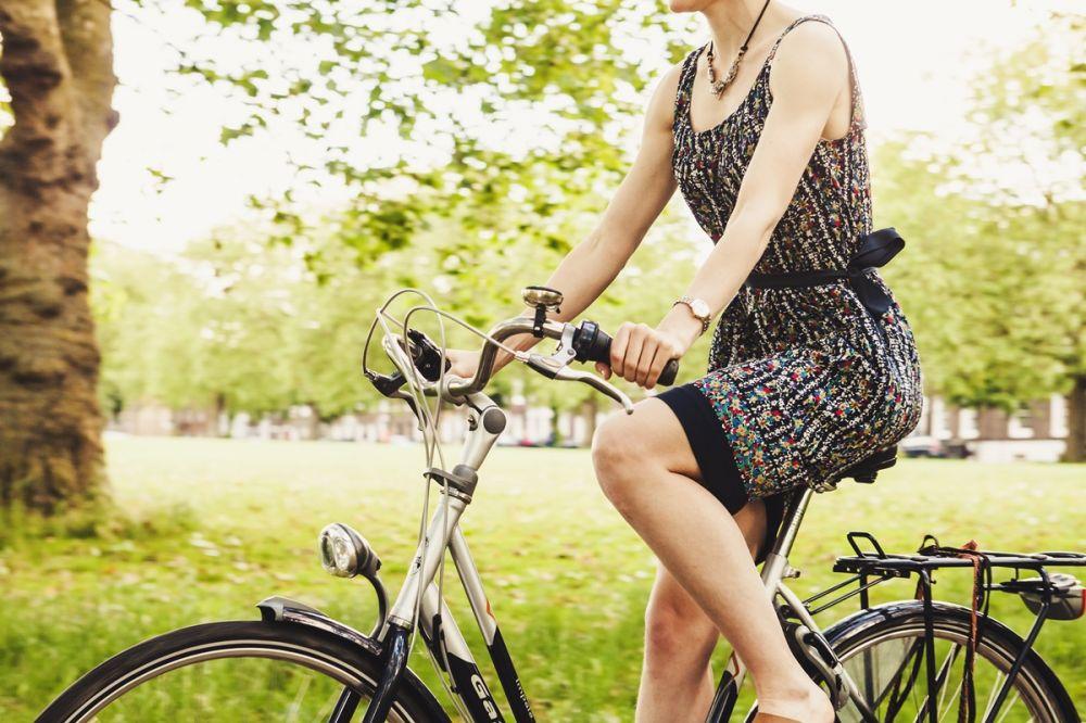 Jantar na rowerze