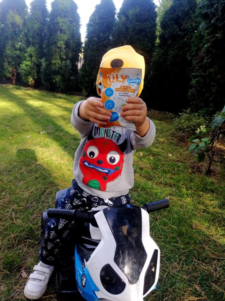 LiLY- zdrowe słodycze dla Twojego dziecka