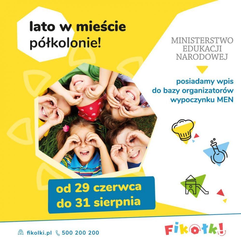 Półkolonie i zajęcia dla dzieci w Warszawie warte polecenia