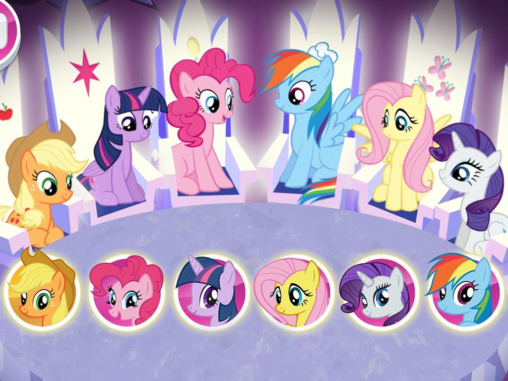 "Recenzja ""My little pony"""