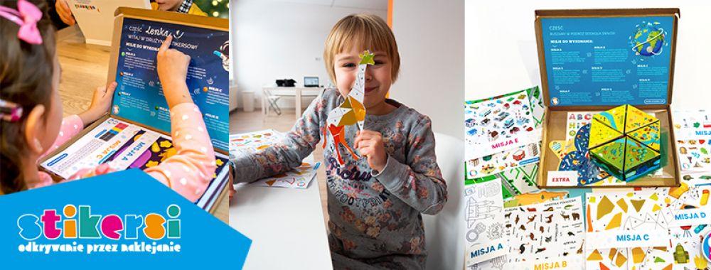 Stiki Boxy- świetny sposób na wspólną zabawę