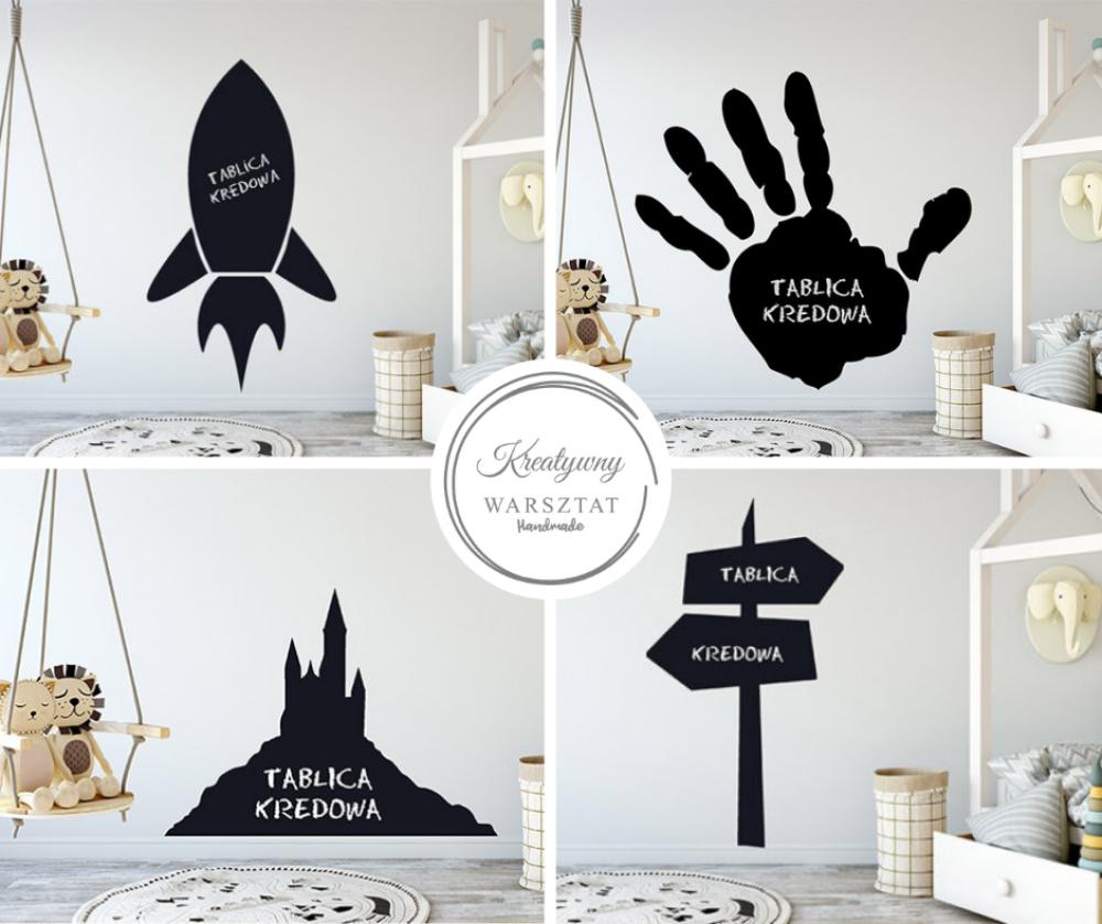 Wyjątkowe tablice kredowe - piękny i kreatywny dodatek do Twojego domu!