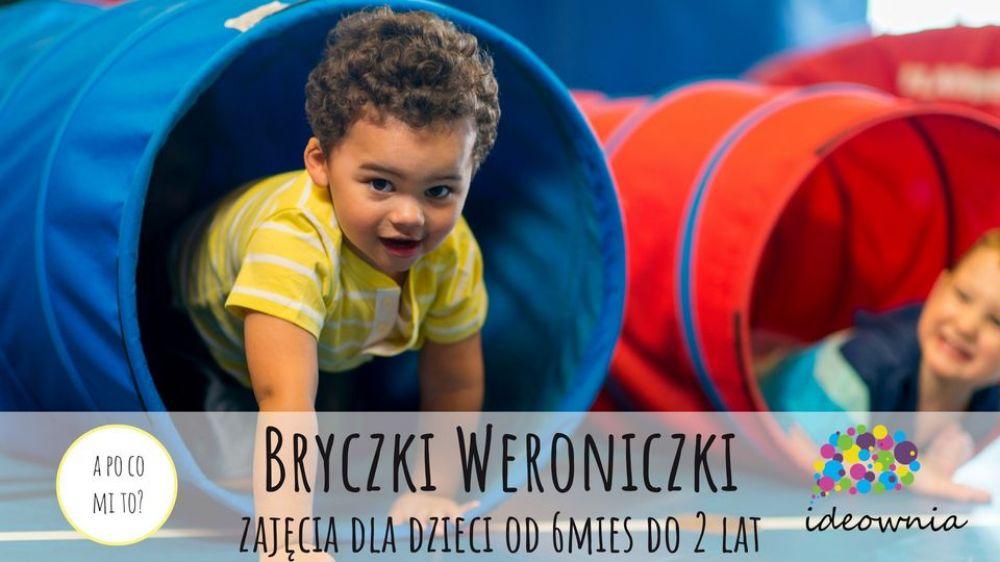 """""""Bryczki Weroniczki"""" zajęcia dla dzieci od 6mc do 2 lat"""
