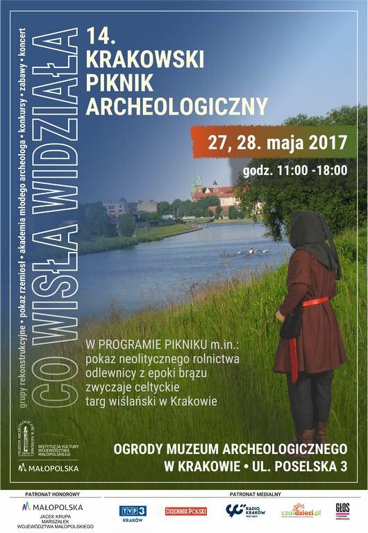 14. Krakowski Piknik Archeologiczny