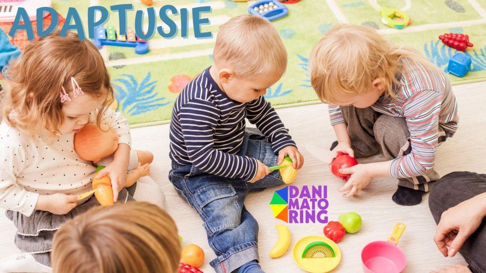 ADAPTUSIE - zajęcia adaptacyjne dla przyszłych przedszkolaków