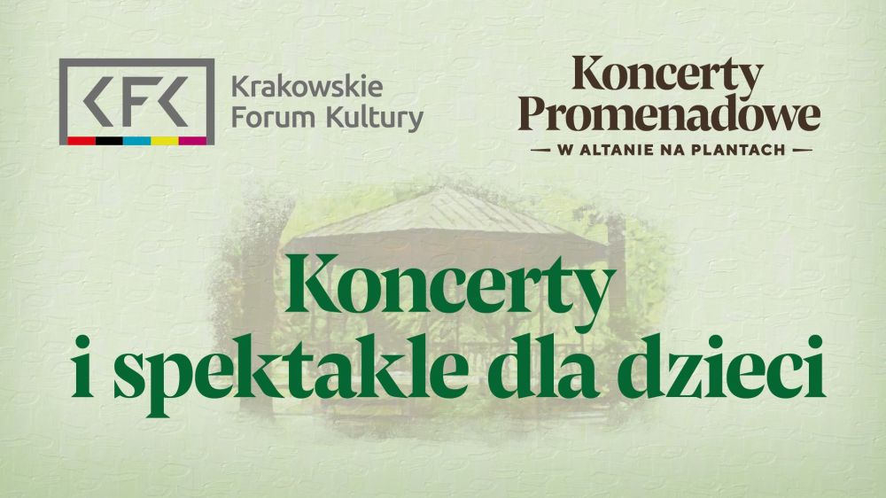 """Koncerty Promenadowe dla dzieci: spektakl """"Maleńkie królestwo królewny Aurelki"""""""