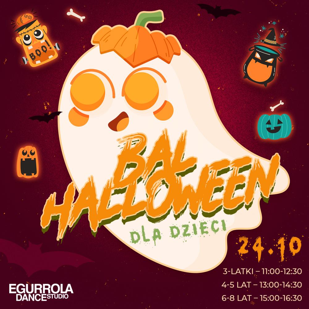 Bal Halloween dla dzieci!