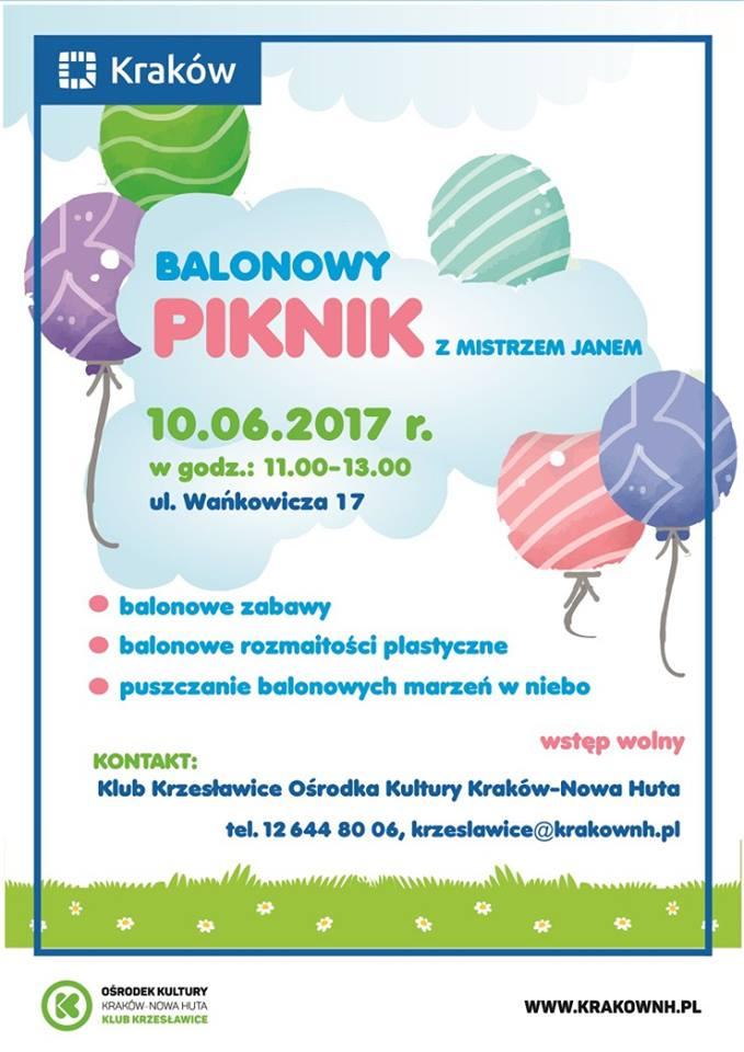 Balonowy Piknik