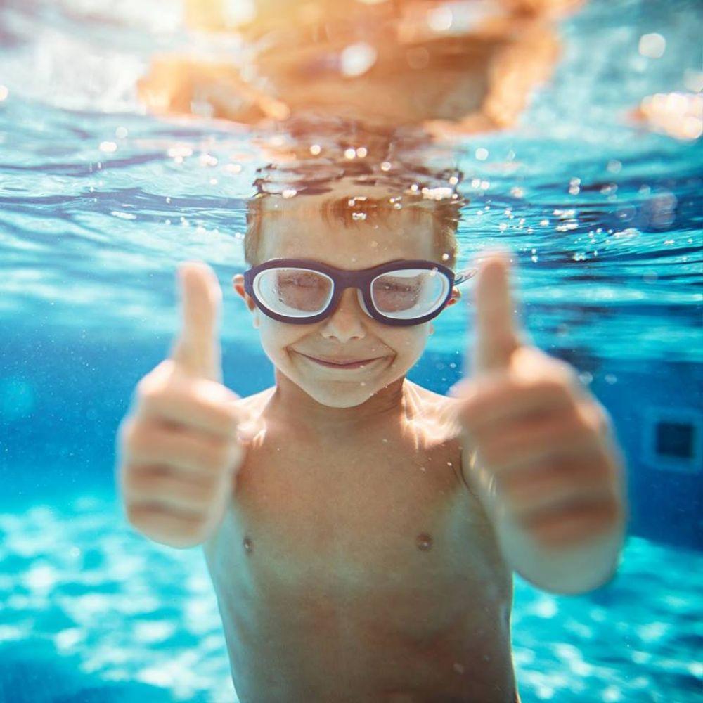 Bezpieczne zajęcia na basenie