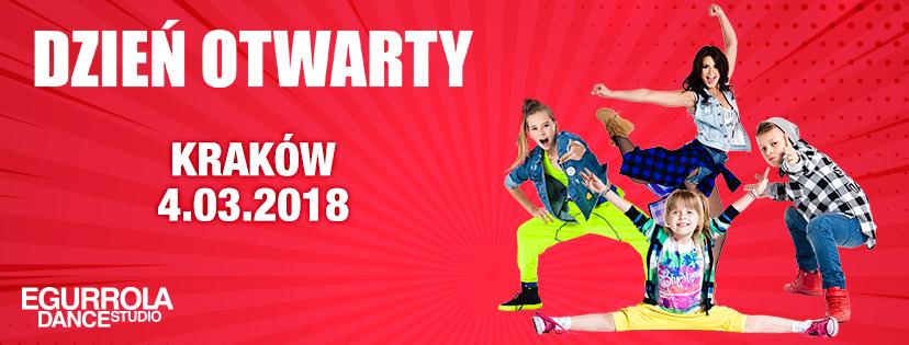 Bezpłatne lekcje otwarte w Egurrola Dance Studio Kraków!