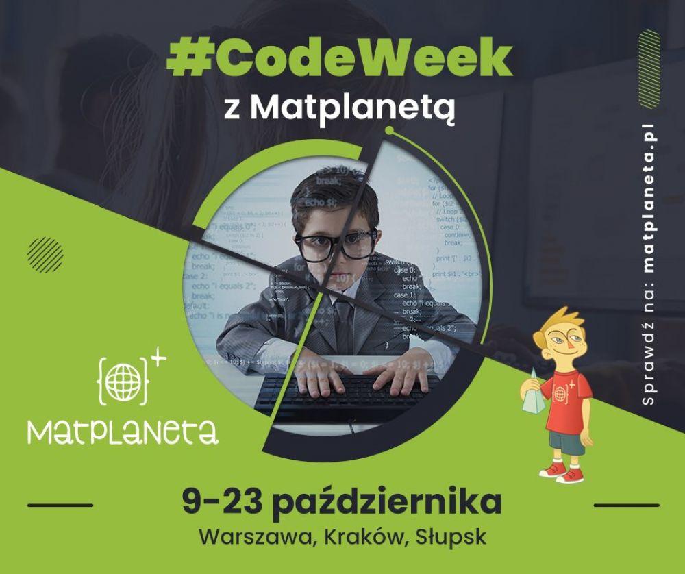 CodeWeek z Matplanetą