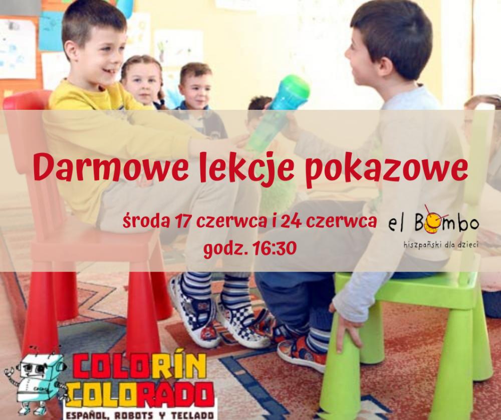 Darmowe lekcje pokazowe hiszpańskiego Colorín Colorado online