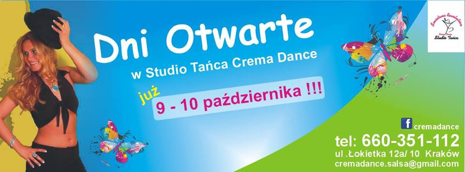 Dni otwarte w Crema Dance !