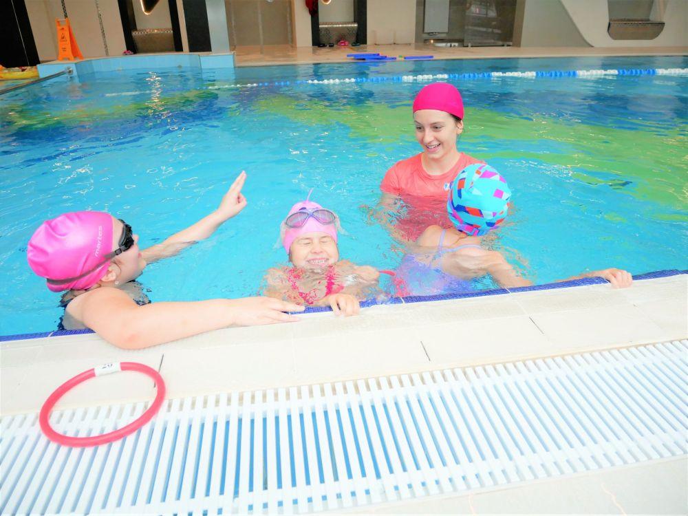 Dopisz zajęcia w Manii Pływania do swojego planu lekcji i wpływaj z nami w nowy semestr