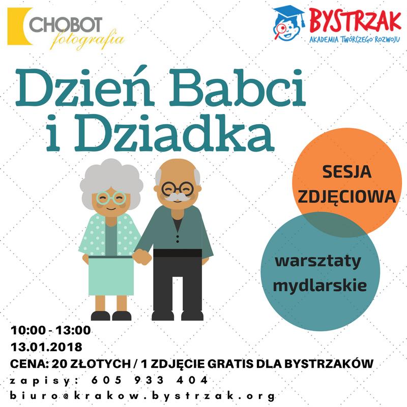 Dzień Babci i Dziadka w Bystrzaku!