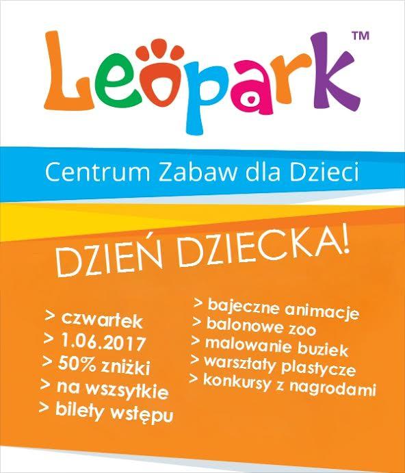 Dzień Dziecka Leopark