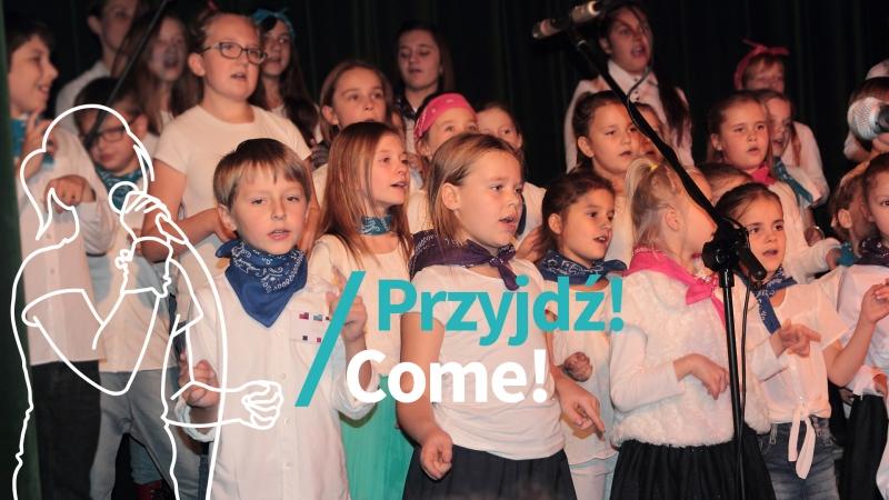 Festiwal 7xGospel dla dzieci w Krakowie