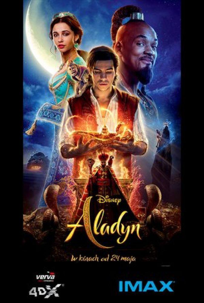 Filmowa odsłona Aladyna w Cinema City