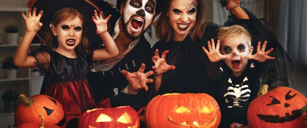 Halloween - straaaszny weekend w Osadzie Śnieżka!