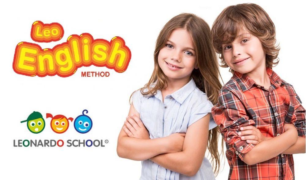 Angielski dla dzieci metodą Leo English
