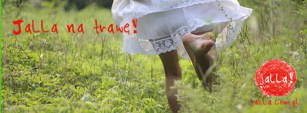 Jalla na trawę! - letnie zajęcia pracy z ciałem w Parku Dębnickim