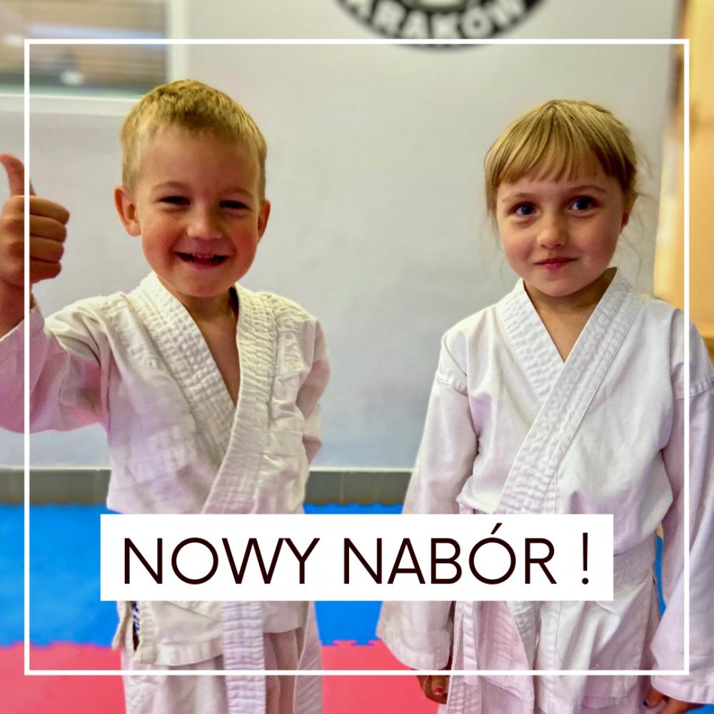 Karate dla dzieci w Krakowie