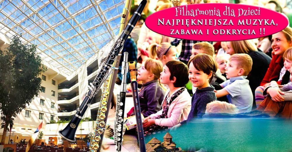 Koncerty dla Dzieci w Krakowie
