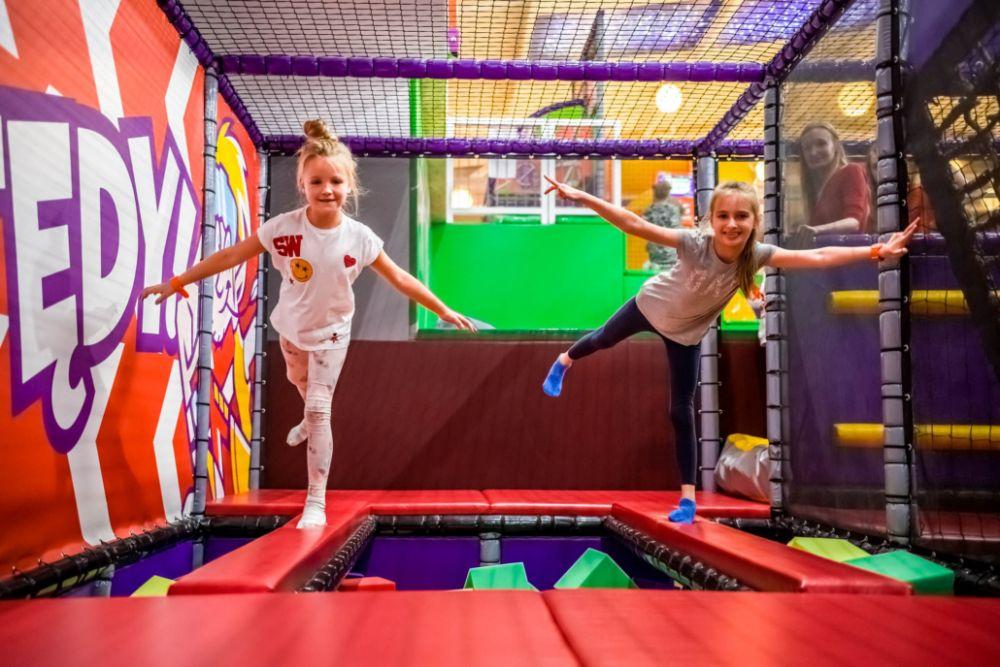 Konkurs dla dzieci- bilety do GoKidz
