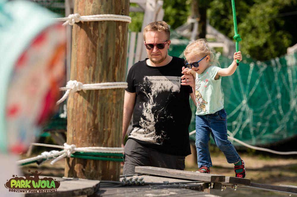 Konkurs - do wygrania bilety do Parku Wola - Rodzinnego Parku Rozrywki