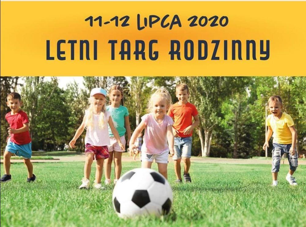 Konkurs- do wygrania bilety na Letni Targ Rodzinny