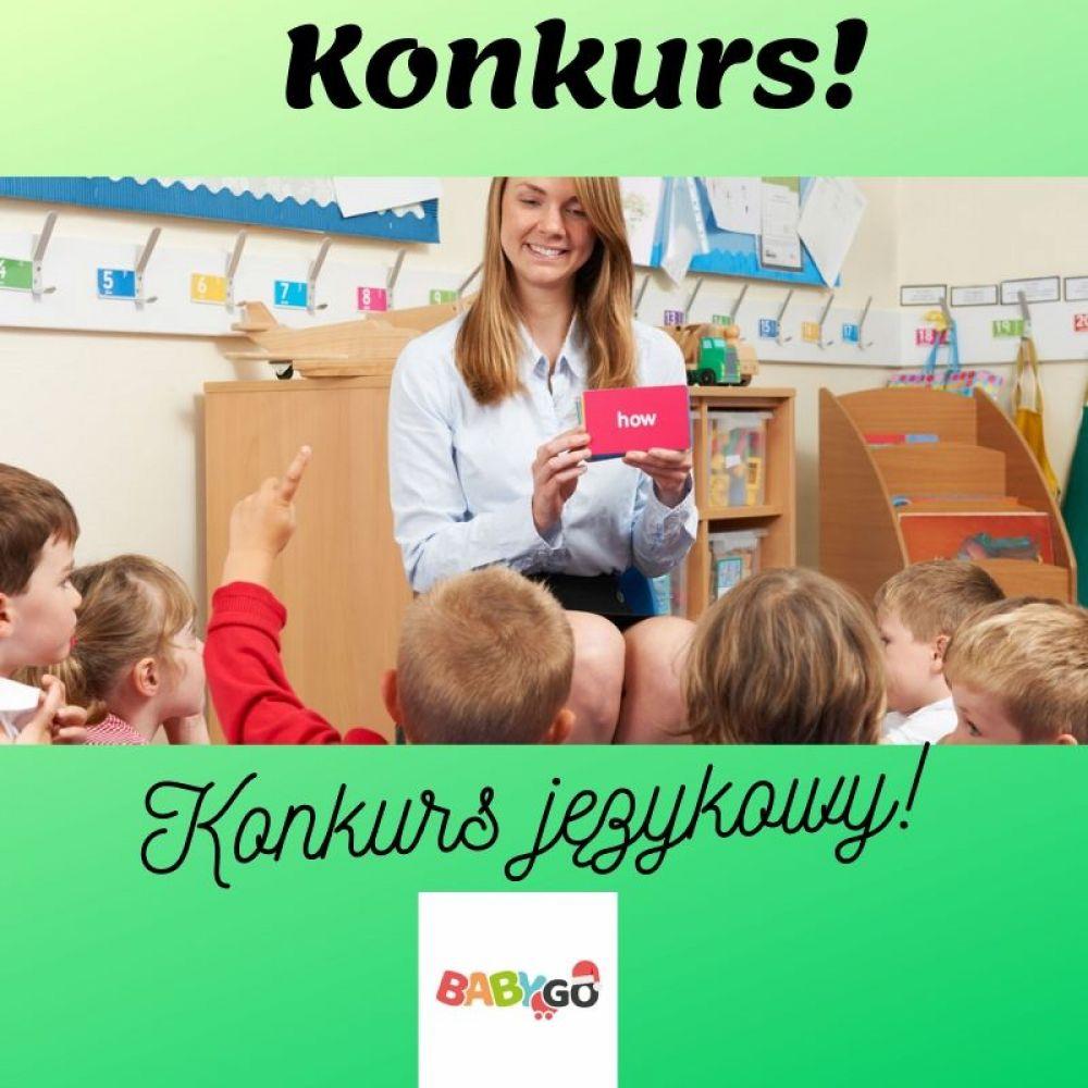 Konkurs językowy dla dzieci
