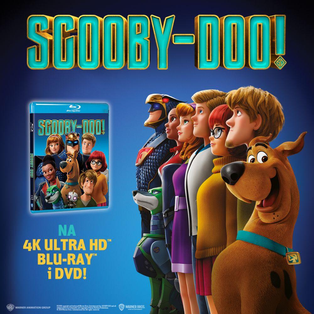 Konkurs - wygraj film Scooby-Doo
