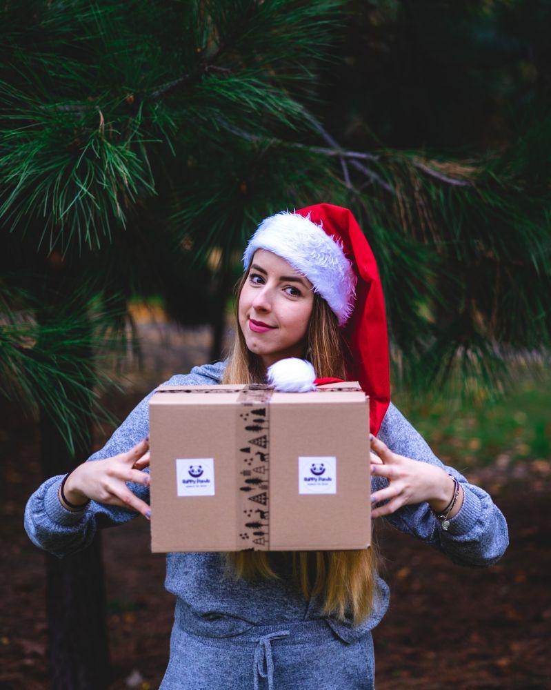 Kreatywny boks świąteczny