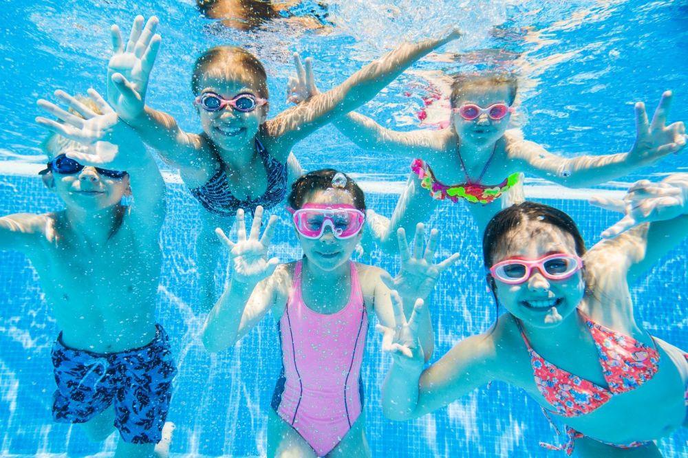 Wakacyjny kurs nauki pływania