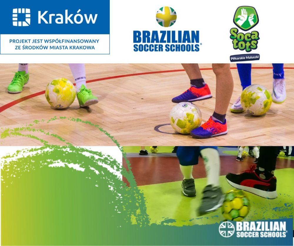 Lato z Baryzylijską Piłką w Brazilian Soccer School
