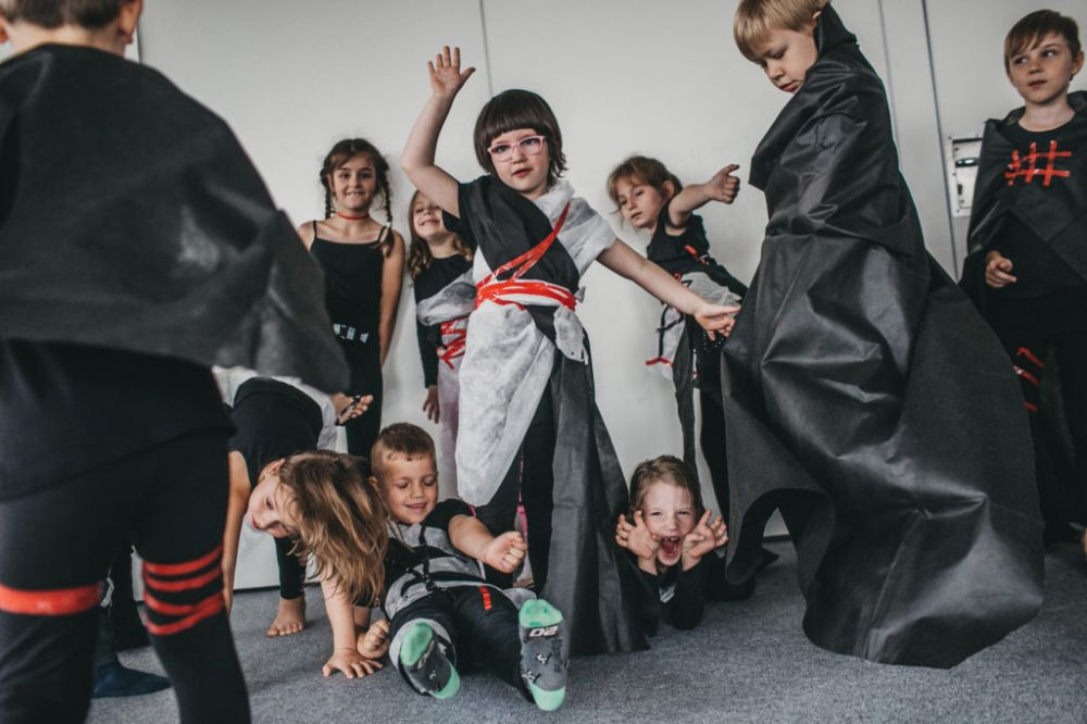 Machina sztuki – warsztaty dla dzieci 3,5-5 lat