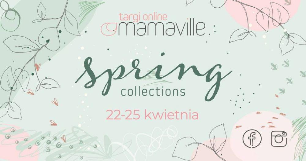 Mamaville Targi Online SPRING COLLECTIONS