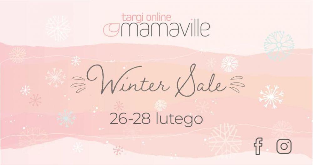 Mamaville Targi Online WINTER SALE
