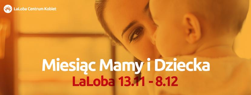Miesiąc Mamy i dziecka: bezpłatne zajęcia w La Lobie