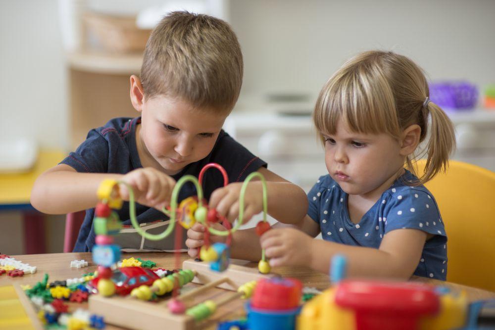 Mini-przedszkole w Bawialni M.