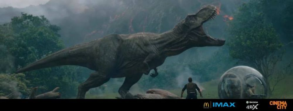 Misja: ocalić dinozaury!