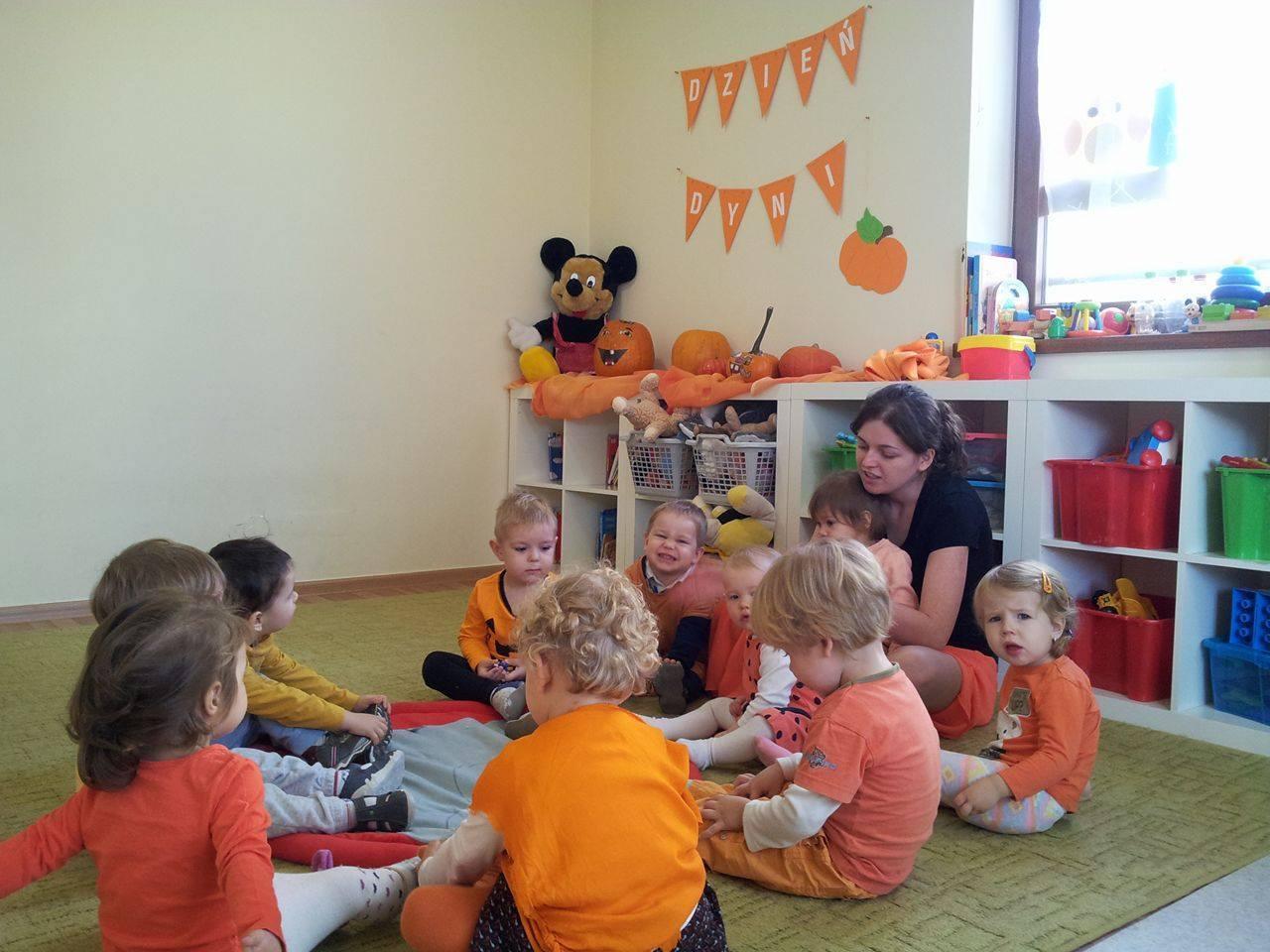 Momi Klub dla dzieci - wspaniałe miejsce dla Twojego dziecka