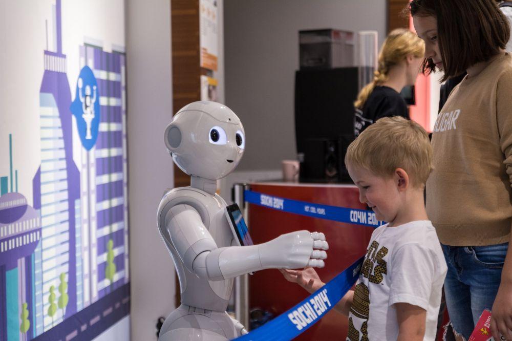 Najbardziej rodzinna wystawa robotów ROBOPARK w Poznaniu