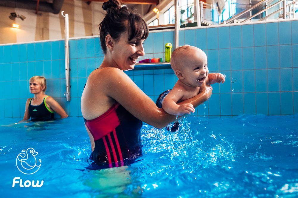 Nowe kursy pływania dla dzieci