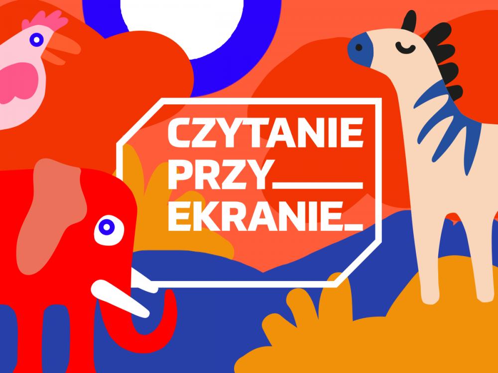 CZYTANIE PRZY EKRANIE w Kinie Kijów w Krakowie - Gang zwierzaków
